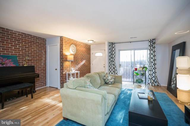3491 NE Summit Court NE #3491, WASHINGTON, DC 20018 (#DCDC445466) :: The Matt Lenza Real Estate Team