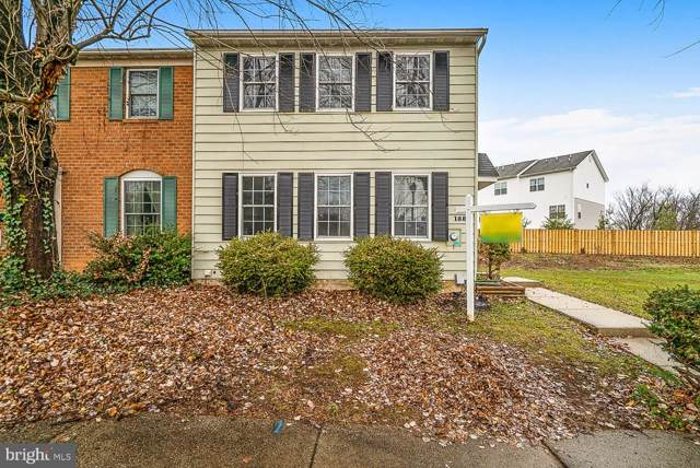 188 Key Parkway NE, FREDERICK, MD 21702 (#MDFR254558) :: John Smith Real Estate Group