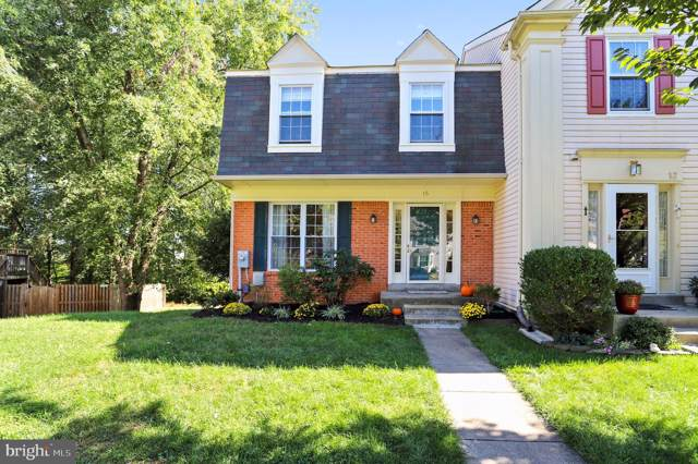 15 Wandsworth Bridge Way, LUTHERVILLE TIMONIUM, MD 21093 (#MDBC474658) :: The Dailey Group