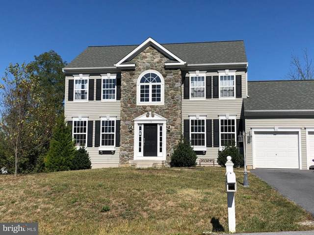 11400 Sunny View Court, HAGERSTOWN, MD 21742 (#MDWA168408) :: Bic DeCaro & Associates