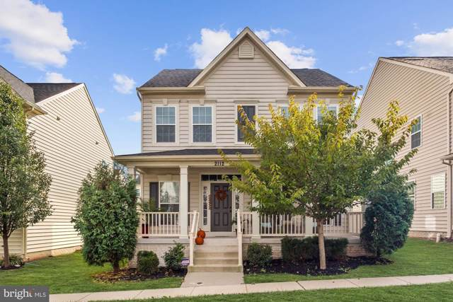 2112 Artillery Road, FREDERICK, MD 21702 (#MDFR254568) :: Keller Williams Pat Hiban Real Estate Group