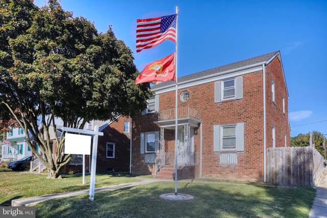 624 Dorsey Avenue, BALTIMORE, MD 21221 (#MDBC474908) :: Shawn Little Team of Garceau Realty