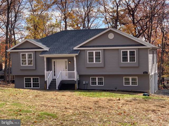 29-H Huron Trail, WINCHESTER, VA 22602 (#VAFV153640) :: Network Realty Group