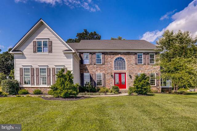 4611 Sheppard Manor Drive, ELLICOTT CITY, MD 21042 (#MDHW271350) :: The Maryland Group of Long & Foster