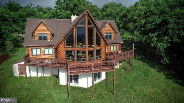 12747 Corbin Road, HUNTINGDON, PA 16652 (#PAHU101326) :: The Joy Daniels Real Estate Group
