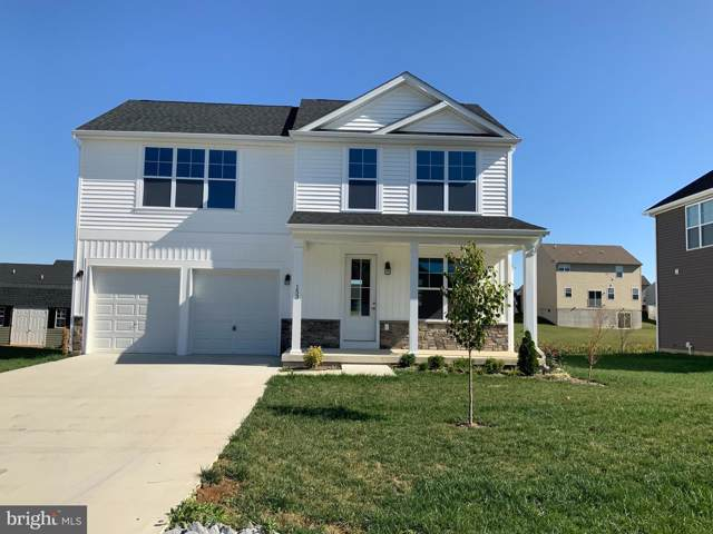 153 Betts Way, MARTINSBURG, WV 25405 (#WVBE171986) :: AJ Team Realty