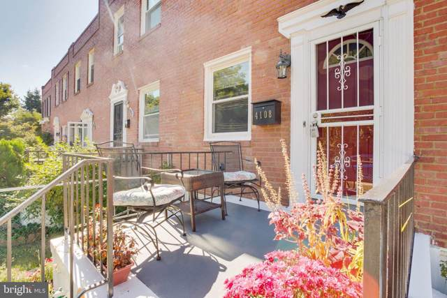 4108 Evans Chapel Road, BALTIMORE, MD 21211 (#MDBA487372) :: Bob Lucido Team of Keller Williams Integrity
