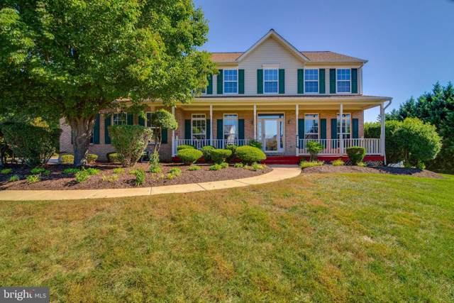 13523 Persian Court, WOODBRIDGE, VA 22193 (#VAPW480728) :: Cristina Dougherty & Associates