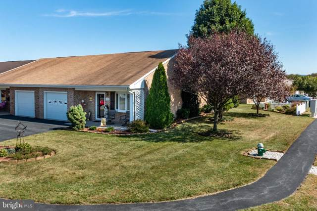1220 Hunters Woods Drive, HAGERSTOWN, MD 21740 (#MDWA168484) :: AJ Team Realty