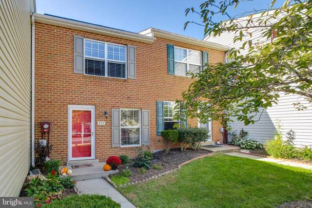 559 Cotswold Court, FREDERICK, MD 21703 (#MDFR254842) :: Radiant Home Group
