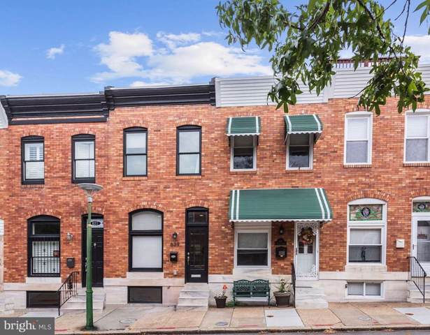 639 S Curley Street, BALTIMORE, MD 21224 (#MDBA487678) :: Lucido Agency of Keller Williams