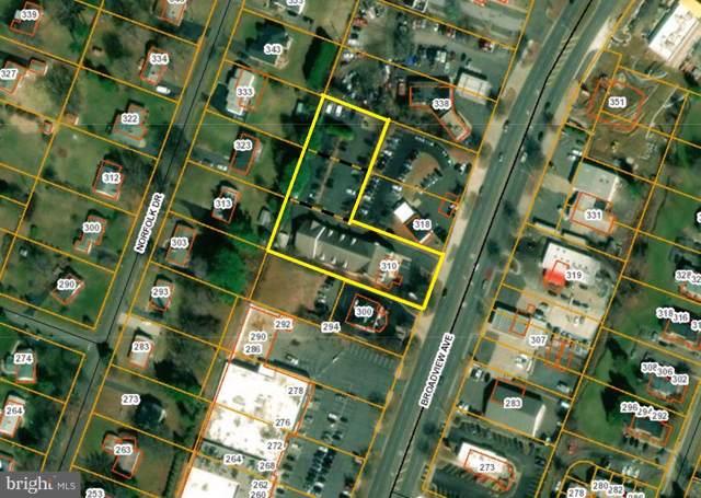 310 Broadview Avenue, WARRENTON, VA 20186 (#VAFQ162702) :: RE/MAX Cornerstone Realty