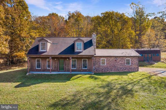 16221 Harwood Drive SW, FROSTBURG, MD 21532 (#MDAL133008) :: The Gus Anthony Team