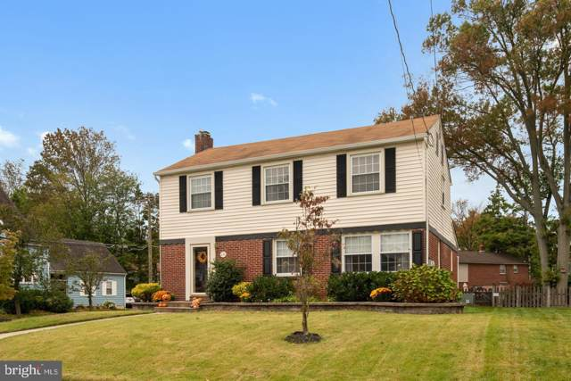320 Glenwood Avenue, HADDONFIELD, NJ 08033 (MLS #NJCD378942) :: Jersey Coastal Realty Group
