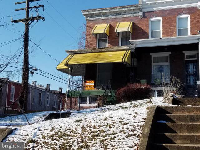 600 Denison Street, BALTIMORE, MD 21229 (#MDBA487986) :: Homes to Heart Group