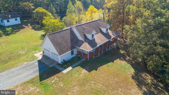 9515 Elihu Hill Road, MARSHALL, VA 20115 (#VAFQ162728) :: The Miller Team