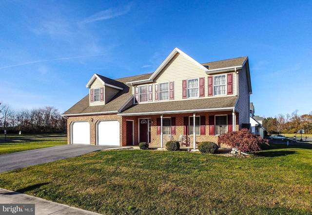 112 Baker And Russell Drive, SHIPPENSBURG, PA 17257 (#PAFL169128) :: The Joy Daniels Real Estate Group