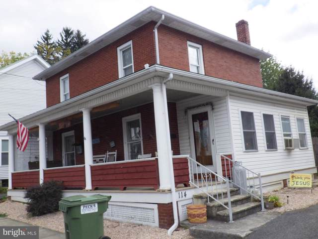114 N 3RD Street, MC CONNELLSBURG, PA 17233 (#PAFU104314) :: Keller Williams Pat Hiban Real Estate Group