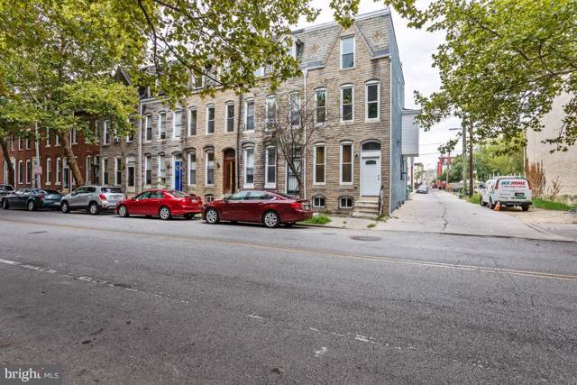 2219 Guilford Avenue, BALTIMORE, MD 21218 (#MDBA488486) :: The Vashist Group