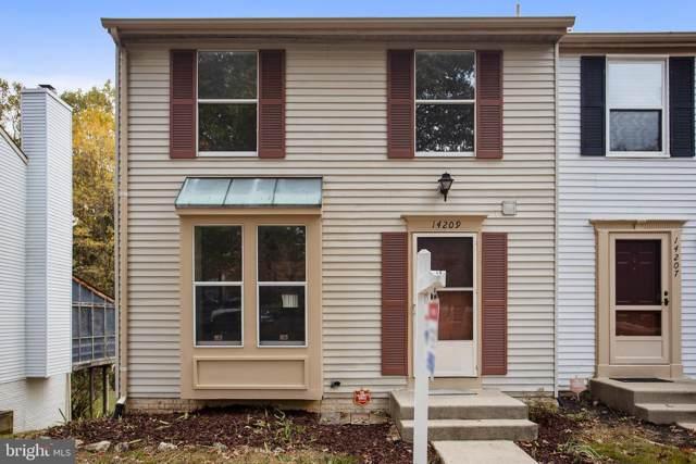 14209 Ballinger Terrace, BURTONSVILLE, MD 20866 (#MDMC684126) :: The Bob & Ronna Group