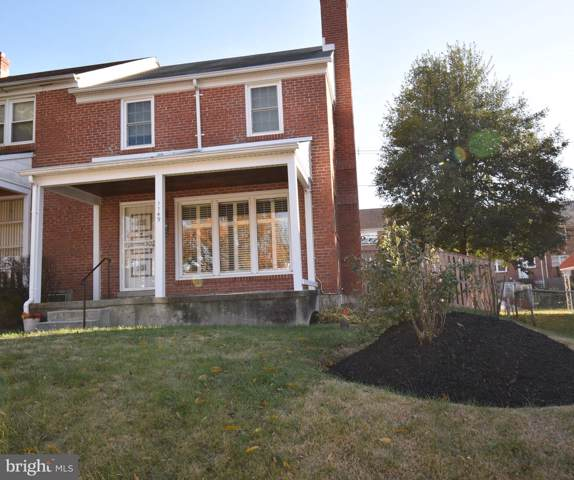 1149 E Northern Parkway, BALTIMORE, MD 21239 (#MDBA488510) :: The Miller Team