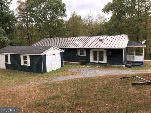 378 Oak Hill Road, BERKELEY SPRINGS, WV 25411 (#WVMO116164) :: AJ Team Realty