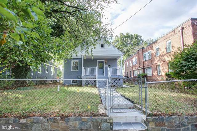 3233 D Street SE, WASHINGTON, DC 20019 (#DCDC447060) :: Lucido Agency of Keller Williams