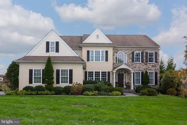 118 Hidden Pond Way, WEST CHESTER, PA 19382 (#PACT491978) :: The Toll Group