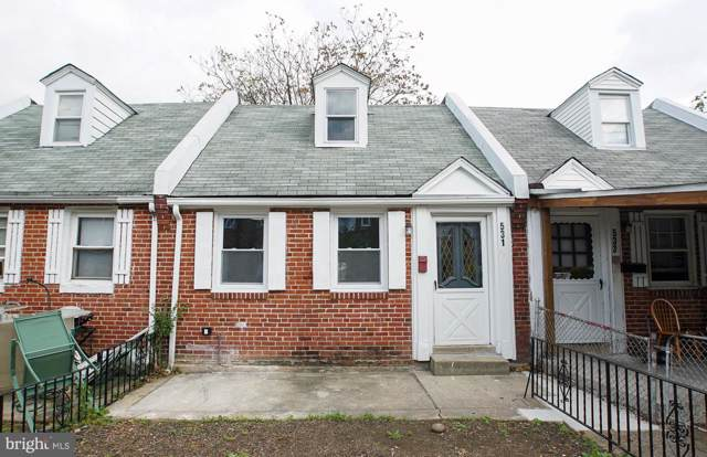 531 Wiltshire Road, UPPER DARBY, PA 19082 (#PADE502980) :: Jason Freeby Group at Keller Williams Real Estate
