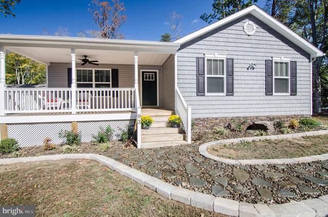 93 Albrough Blvd, COLONIAL BEACH, VA 22443 (#VAWE115366) :: Viva the Life Properties