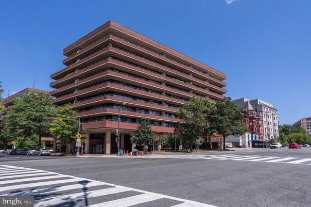 2555 Pennsylvania Avenue NW #510, WASHINGTON, DC 20037 (#DCDC447586) :: Crossman & Co. Real Estate