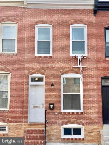 32 N Curley Street, BALTIMORE, MD 21224 (#MDBA489162) :: Jim Bass Group of Real Estate Teams, LLC