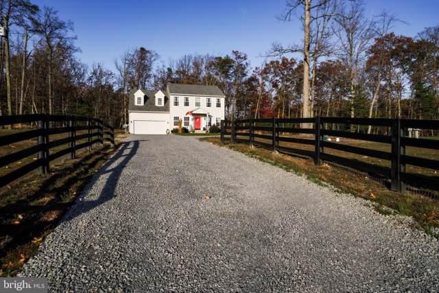 128 Plow Run Lane, WINCHESTER, VA 22602 (#VAFV153898) :: AJ Team Realty