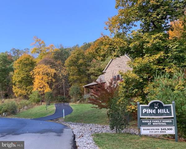 Mountainside Drive, MERCERSBURG, PA 17236 (#PAFL169324) :: Mortensen Team