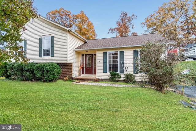 118 Cobblers Court, STAFFORD, VA 22554 (#VAST216264) :: RE/MAX Cornerstone Realty