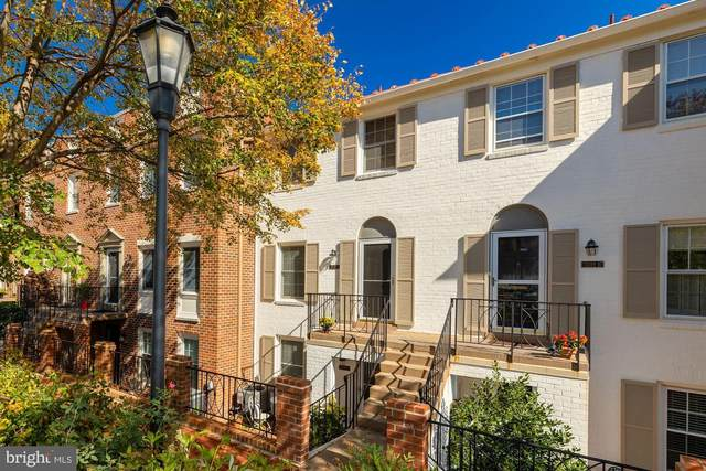 3249 Sutton Place NW A, WASHINGTON, DC 20016 (#DCDC448154) :: Better Homes Realty Signature Properties