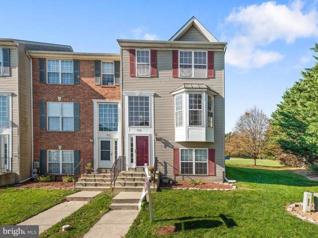 7132 Ladd Circle, FREDERICK, MD 21703 (#MDFR255784) :: AJ Team Realty