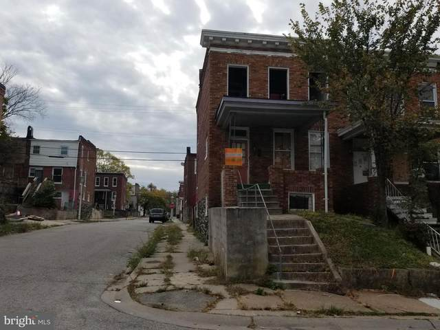 3165 Lyndale Avenue, BALTIMORE, MD 21213 (#MDBA489686) :: Great Falls Great Homes