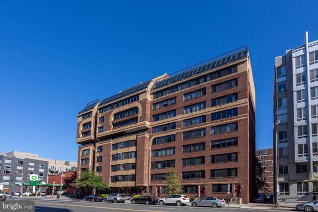 1245 13TH Street NW #110, WASHINGTON, DC 20005 (#DCDC448322) :: Crossman & Co. Real Estate