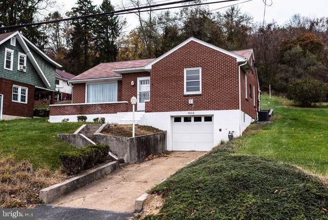 1102 Bedford Street, CUMBERLAND, MD 21502 (#MDAL133118) :: Gail Nyman Group