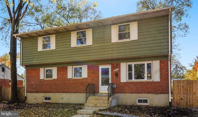 4606 Wilwyn Way, ROCKVILLE, MD 20852 (#MDMC685374) :: Keller Williams Pat Hiban Real Estate Group