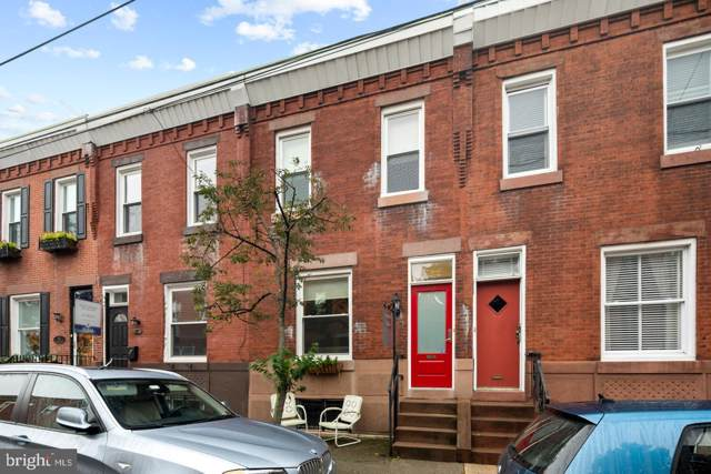 821 N Pennock Street, PHILADELPHIA, PA 19130 (#PAPH846172) :: Remax Preferred | Scott Kompa Group