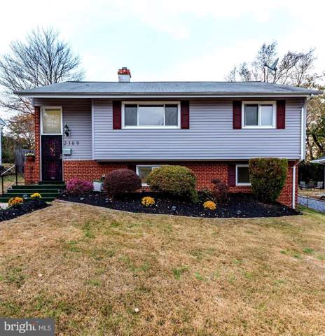 2309 Roslyn Avenue, DISTRICT HEIGHTS, MD 20747 (#MDPG549278) :: RE/MAX Plus
