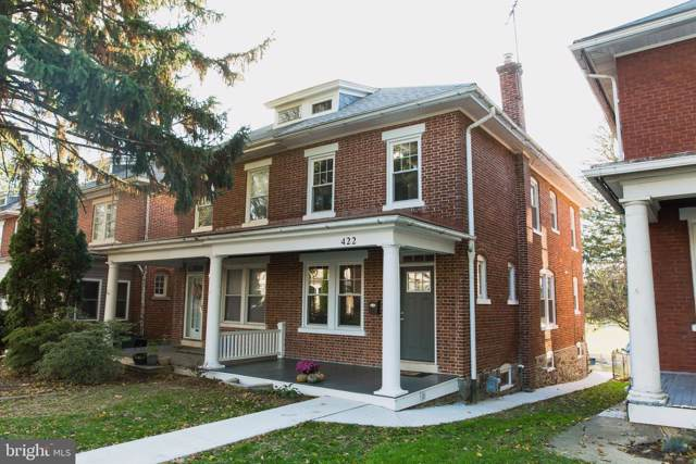 422 S West End Avenue, LANCASTER, PA 17603 (#PALA142810) :: Flinchbaugh & Associates