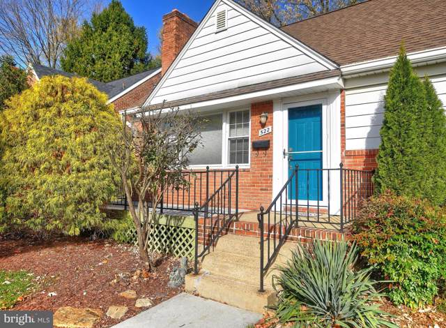 522 Windwood Road, BALTIMORE, MD 21212 (#MDBC477240) :: The Gus Anthony Team