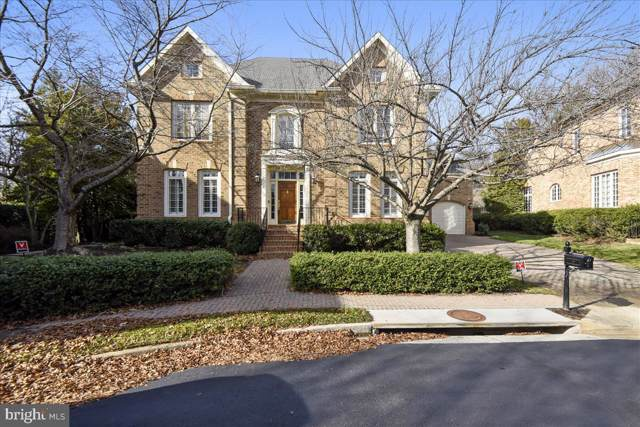 7449 Old Maple Square, MCLEAN, VA 22102 (#VAFX1097894) :: Viva the Life Properties