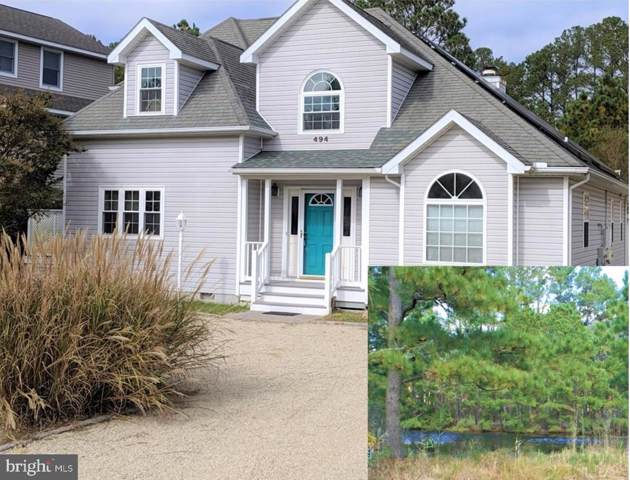 494 Bethany Loop, BETHANY BEACH, DE 19930 (#DESU150972) :: Barrows and Associates
