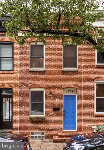 1814 Byrd Street, BALTIMORE, MD 21230 (#MDBA490362) :: AJ Team Realty