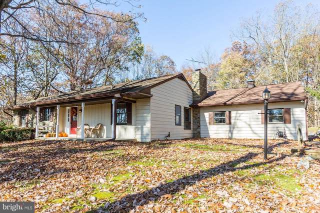 4958 Wentz Road, MANCHESTER, MD 21102 (#MDCR192990) :: The Bob & Ronna Group