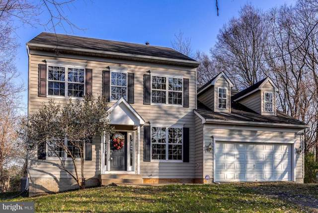8494 Devon Lane, WALKERSVILLE, MD 21793 (#MDFR256110) :: AJ Team Realty